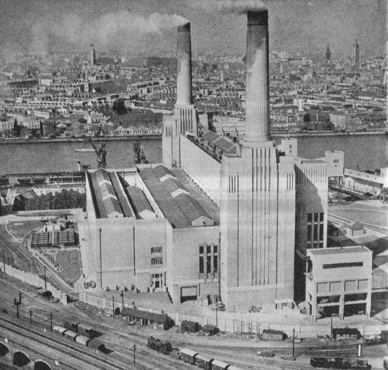 Doves Will Rust Battersea Power Station The Strange Yet
