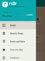 Get 10 Rs freefund Freecharge code per Refer at Ridlr app