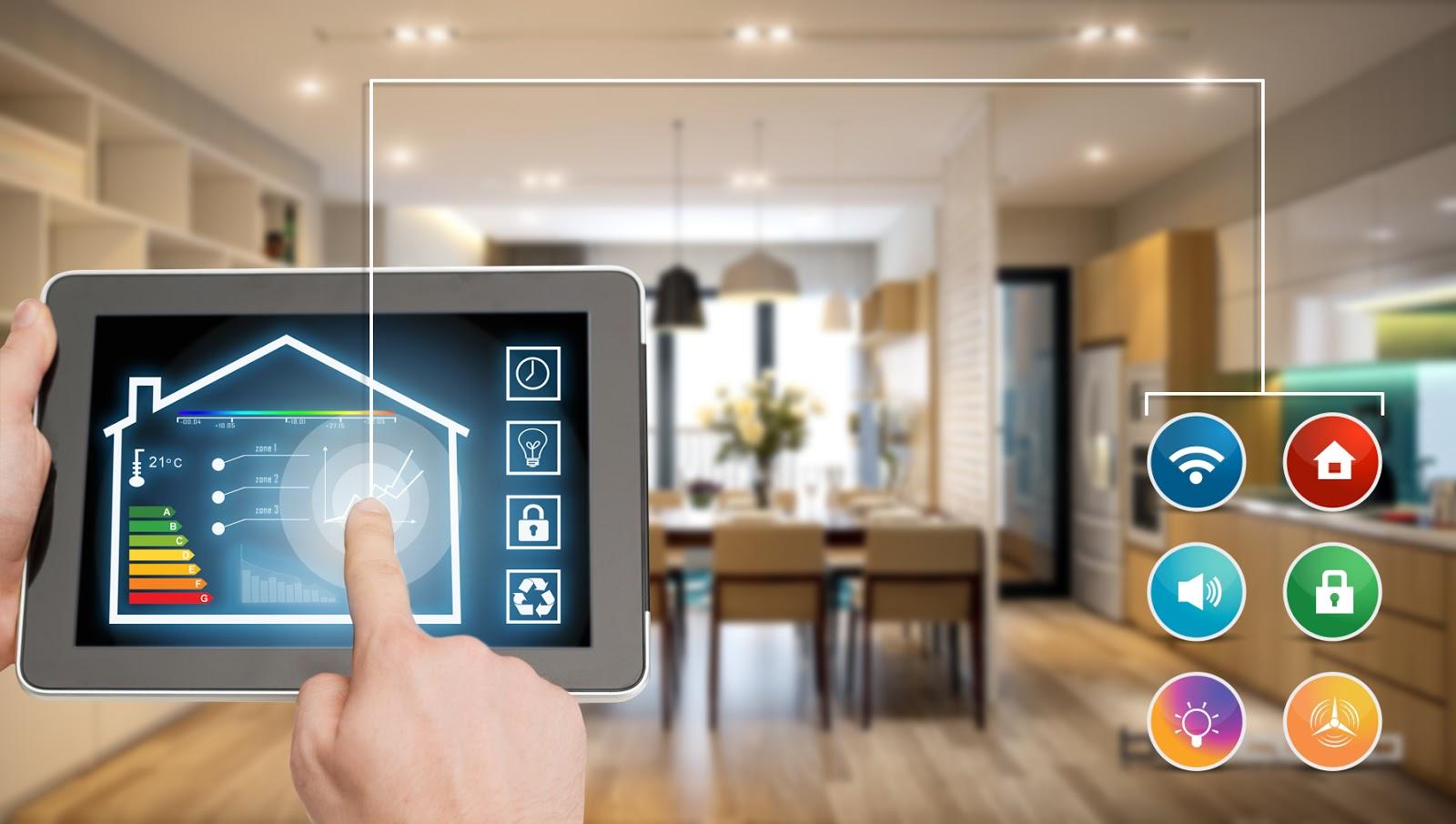 Công nghệ kết nối tất cả tại các căn hộ tương lai của One18