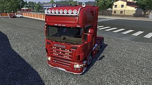 Scania R 2008 v 2.0 by 50Keda