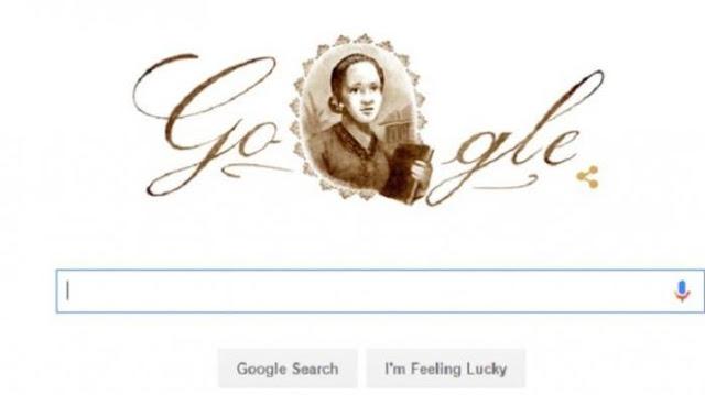 Kartinian, Google Tampilkan Doodle Bernuansa Etnik
