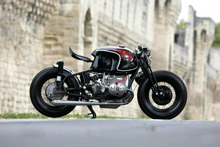 bmw r90ssébastien beaupère ~ return of the cafe racers