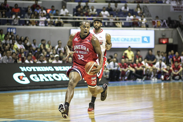 List Top 5 Highlight Videos Justin Brownlee Brgy. Ginebra Import 2017 PBA Governors' Cup