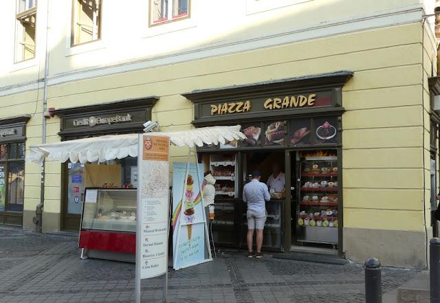 Sibiu - Stadtzentrum