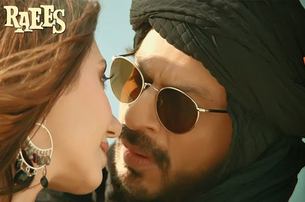 Zaalima Raees Shah Rukh Khan New Indian Songs 2017 Mahira Khan Arijit Singh & Harshdeep Kaur