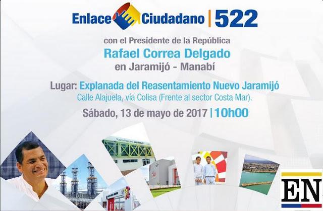 enlace ciudadano 522 jaramijo
