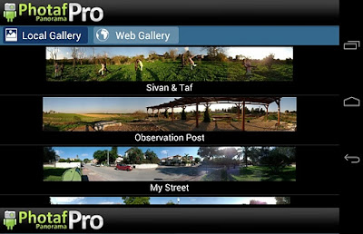 Photaf Panorama Pro v3.2.7 APK Android