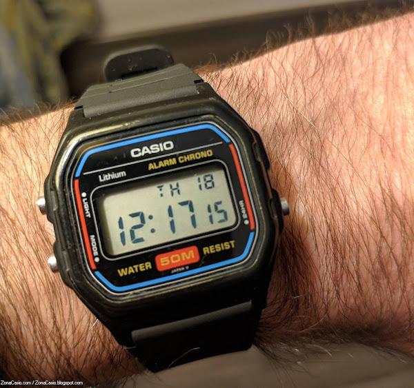 1a77d78ec502 Zona Casio  Galería semanal de relojes -y calculadoras- Casio ( 41)