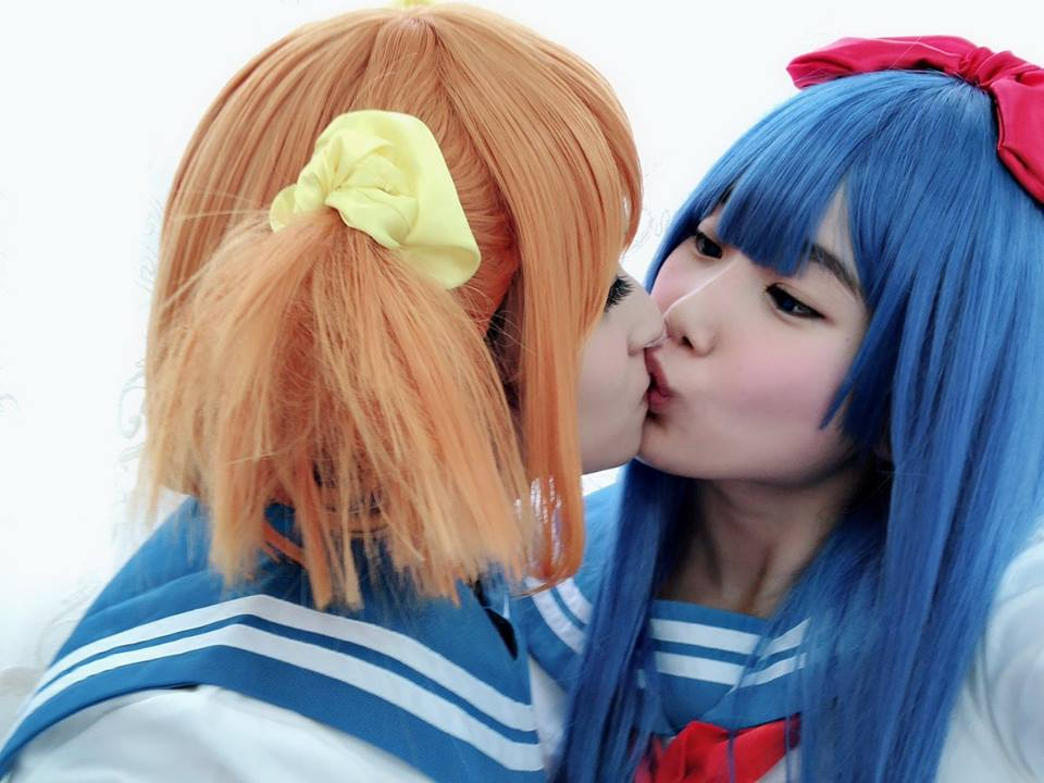 Pop Team Epic ganha filme pornô cosplay