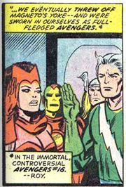 1974 Giant-Size Avengers 1