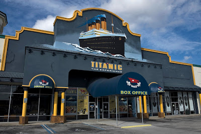 Titanic - The Artifact Exhibition - Orlando