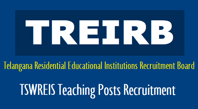 TREIRB Gurukulam Recruitment 2018 website, 5334 posts notification will be out soon