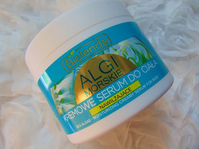 Bielenda - Algi Morskie Kremowe serum do ciała nawilżające