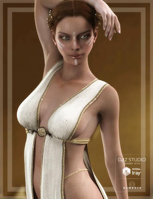 Illicites for Genesis 3 Female