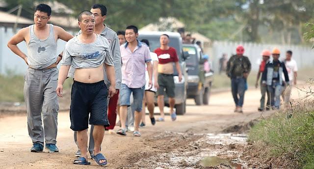LIPI Ungkap Penyebab Maraknya Serbuan TKA Cina