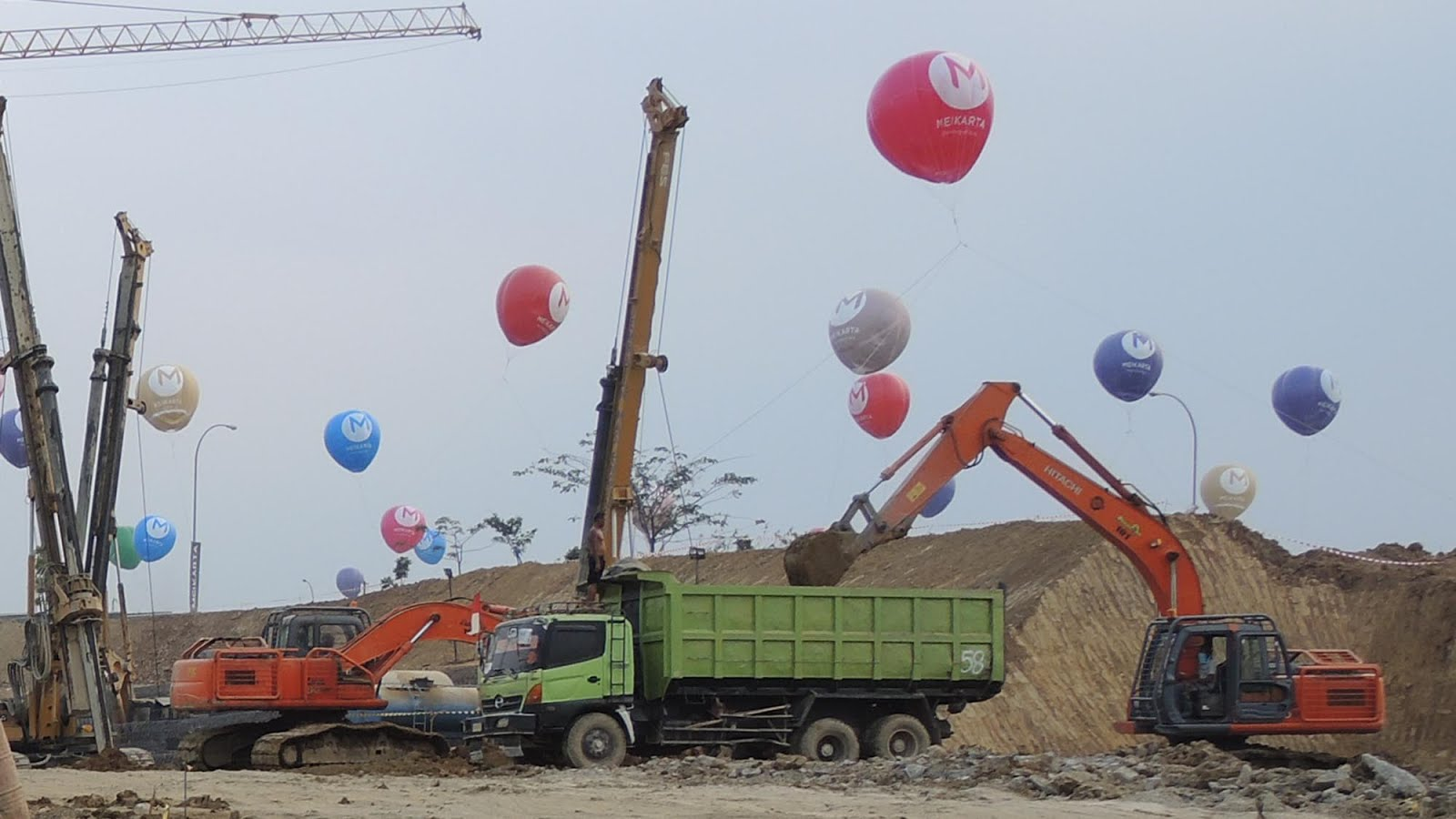 Rakyat Sibuk Urusin Novanto, Diam-diam Meikerta Dikebut