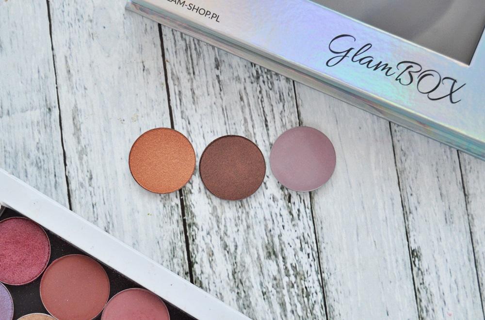 zakupy glamshop - gamshadows, glambox, glamglue