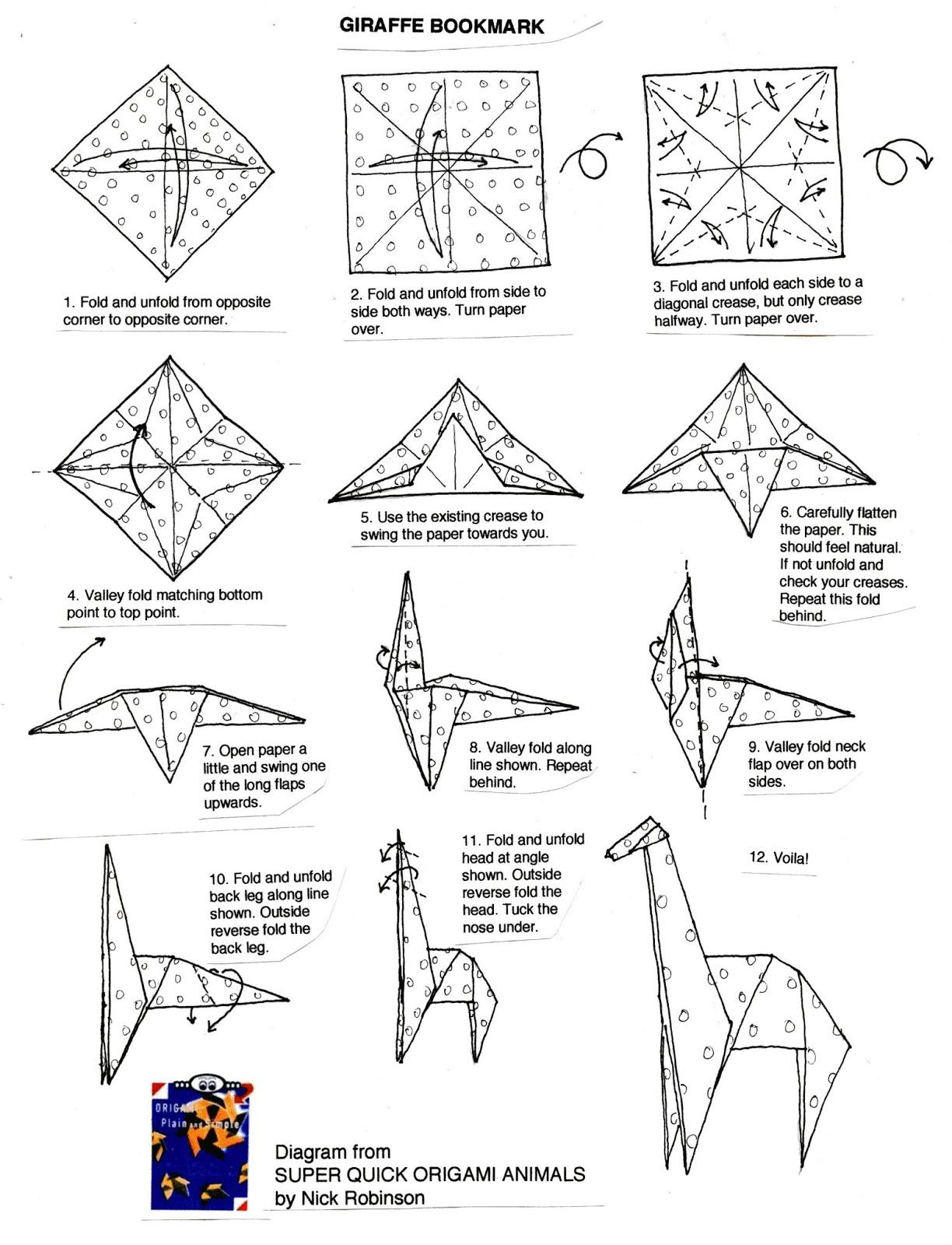 Instructiuni Origami Diagrame