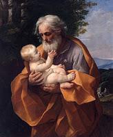 San Giuseppe e il Bambino Gesù in un dipinto di Guido Reni.jpg