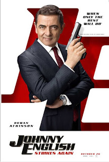 MOVIE :Johnny English Strikes Again