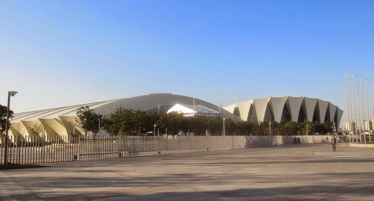 Oriental Sports Center, Shanghai
