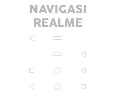 button navigasi realme