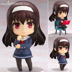 "Figura Utaha Kasumigaoka Nendoroid ""Saekano: How to Raise a Boring Girlfriend ♭"" Saenai Heroine no"