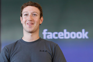 Mark Zuckerberg is the 4th richest person in the world