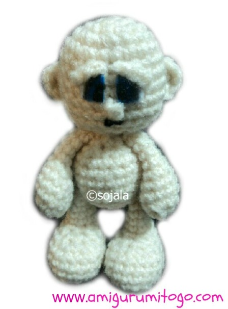 Baby Doll Free Crochet Pattern Amigurumi To Go