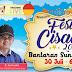 Jadwal Festival Cisadane 2016 Tangerang