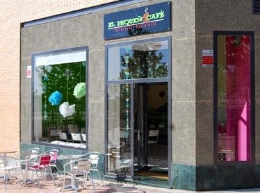 El Pequeño Café (exterior)
