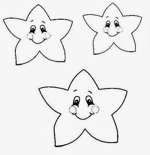 Banco De Imagenes Y Fotos Gratis Dibujos De Estrellas Para