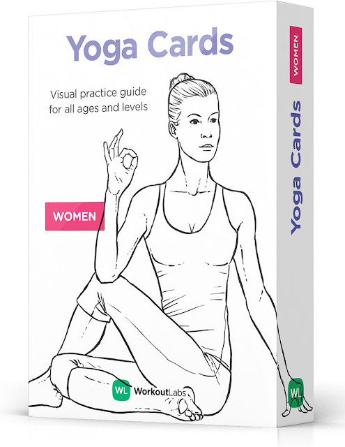 Yoga Cards for Women