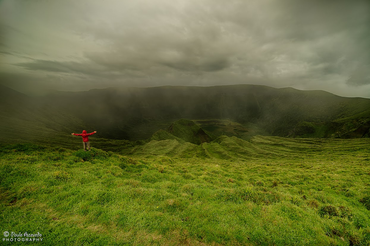 Caldeira, Ilha do Faial, Açores