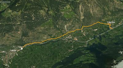 GPS Latschanderwaal
