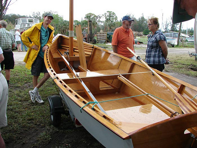 Wayfarer Sailboat Plans ~ Boat Plans Plywood