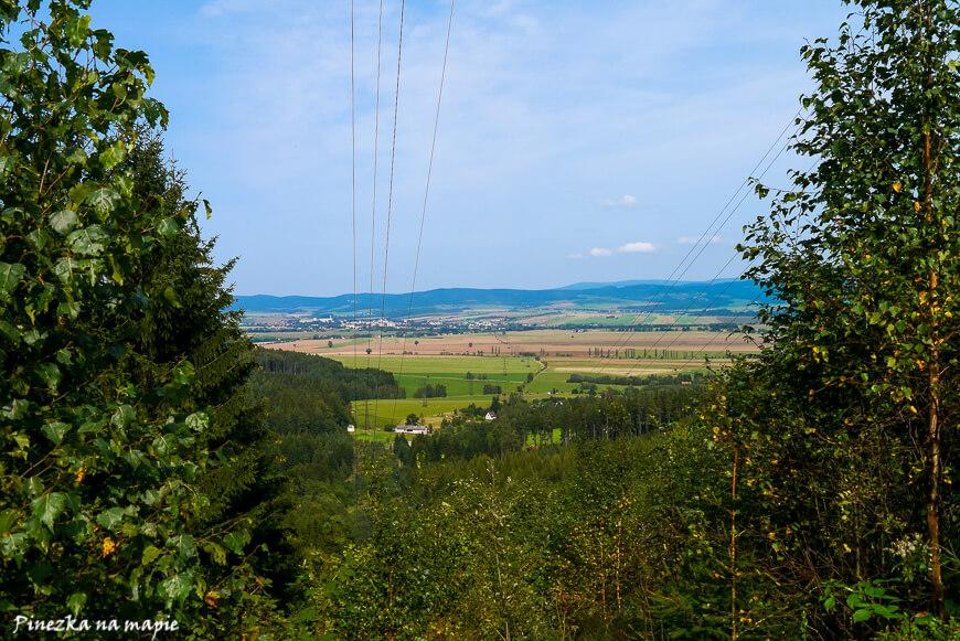 punkty widokowe Gór Stołowych