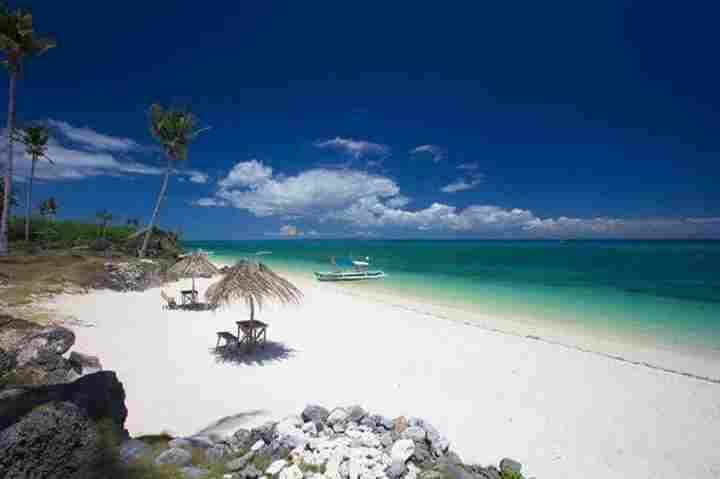 Best and famous Beaches in cebu Virgin Island white beach cebu philippines 2018 better than palawan