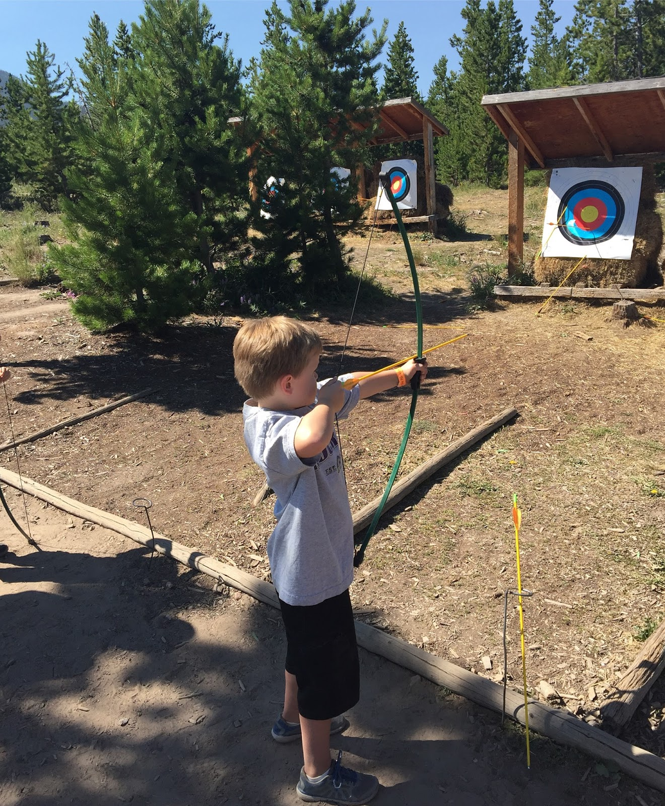Family Vacation: Snow Mountain Ranch Winter Park Colorado