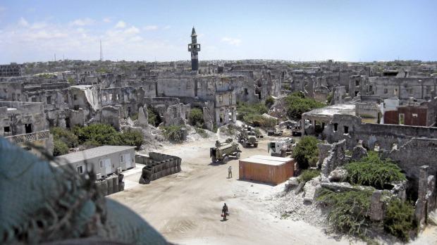 Somalian Sisällissota