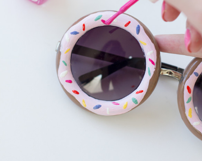 Favourite Donut Themed DIY Projects