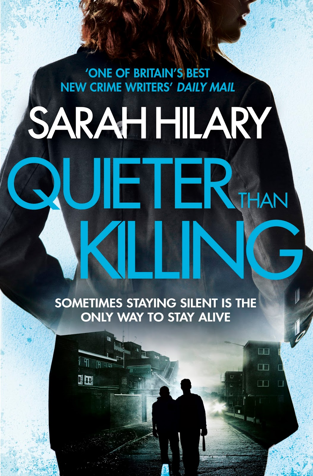 Crawl Space: Quieter Than Killing cover reveal