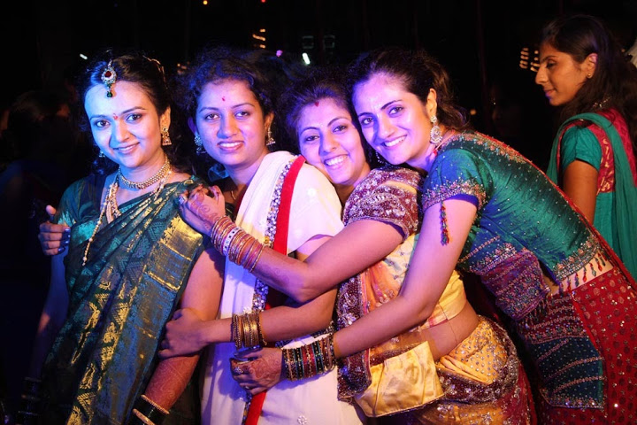 indian weddings, girls in indian attires, ananya's wedding, girlfriends, indian marriage