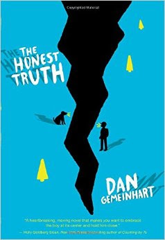 The story is told by two characters. The main character is Mark, a 12 year old boy with cancer that has returned and in his last big adventure before he dies (or perhaps as his dying act) he decides to run away from home to climb Mount Ranier. He leaves with his dog, Beau, and travels by bus, on foot, and with a stranger to get to the mountain. Once there he does begin a trek up the mountain, but encounters some danger with a crevasse and the intensely cold storm that is occurring. The story is also told by Jess, Mark's best friend, who keeps his secret about where he is traveling.
