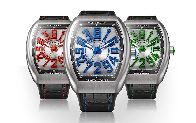 Franck Muller  Crazy Hours™ Automatic Watch