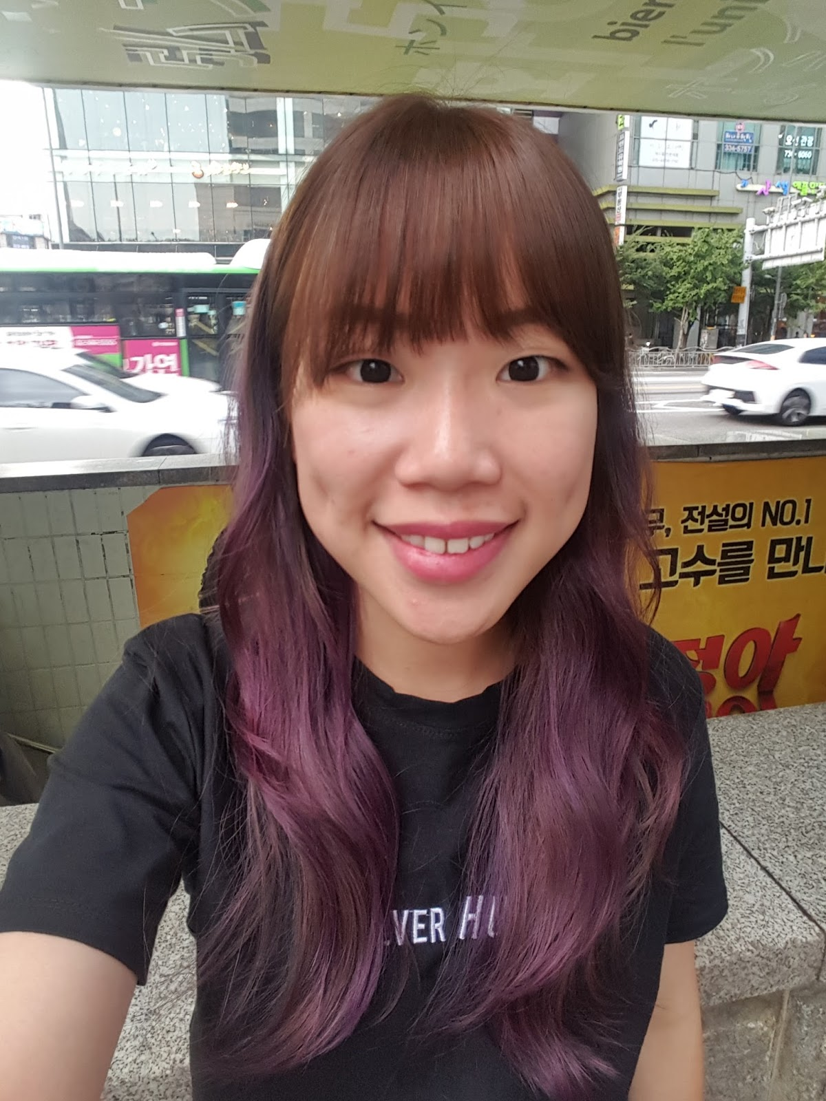 Haircut in Seoul - Juno Hair (Hongdae)  Woo Travelogue