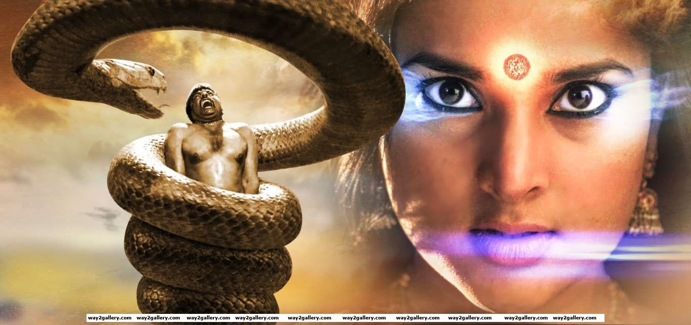 A sneak peek at Kannada actress Ramyas fantasy film Nagarahavu