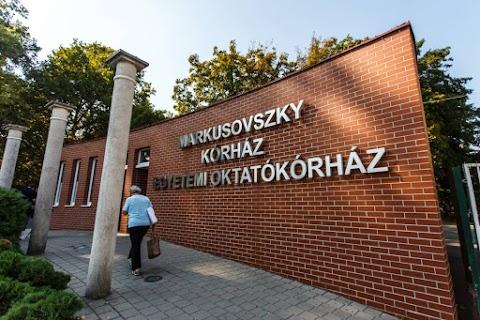 Feloldják a látogatási tilalmat a szombathelyi Markusovszky Kórház infektológiai osztályán