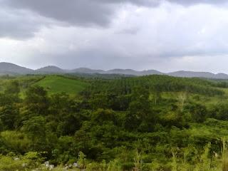 Bukit Talikur, Rantau, Tapin, wisata Kalimantan Selatan