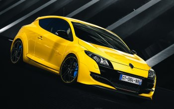 Wallpaper: Renault Megane Sport RS